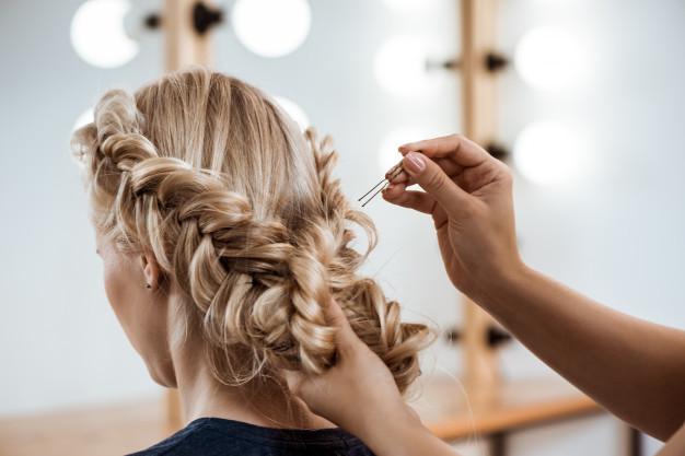 Braid Bun Hairstyle for girls