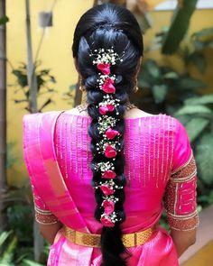 Braid for long hair