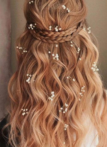 Curl hairstyle for girls