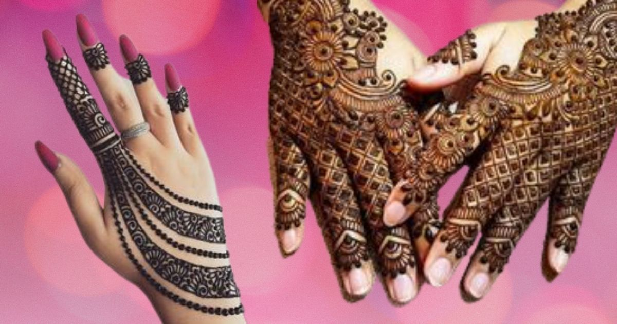 Top 35 Best Mehndi Design Arabic
