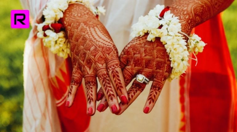 15 Mehndi Designs For Marriage Girl