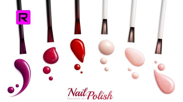 5 Tips Of Nail Colors For Dark Skin 2021
