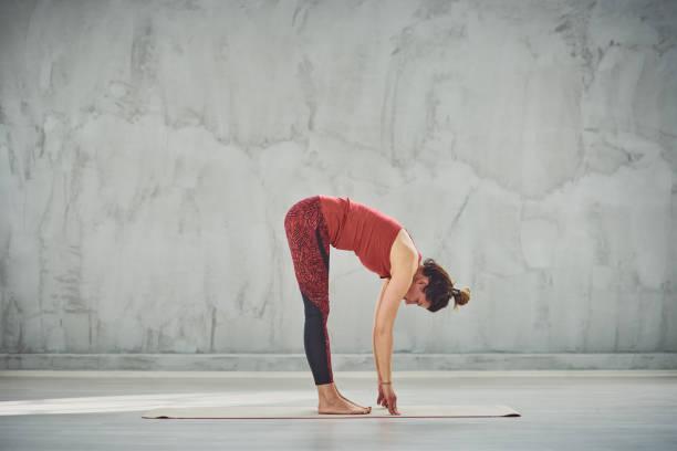 Forward Bend, Flat Back