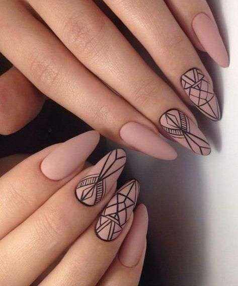 Nail Art Designs Cookie Crisp Lines
