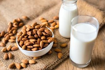 Almond Milk Facial