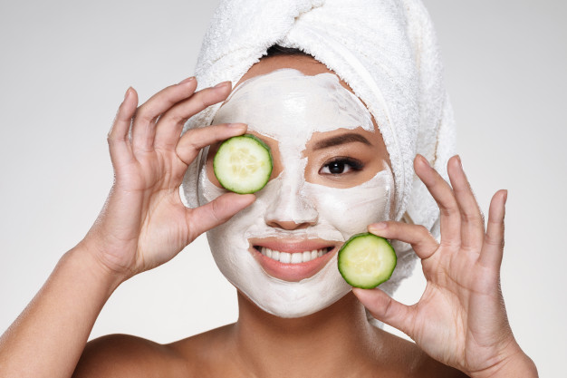Cucumber Mask Facial