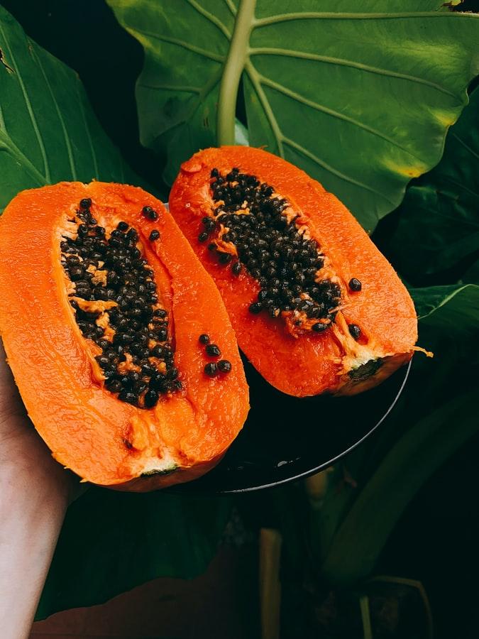 Organic Papaya Mask