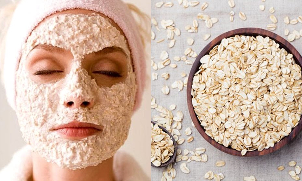 Use Oats for your Skin